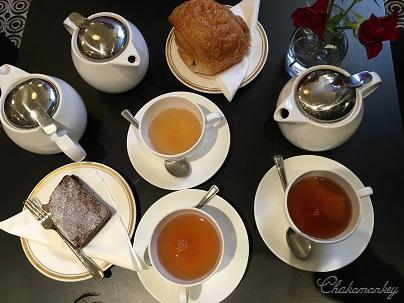 HR Higginsでお茶~♪_f0238789_2220047.jpg