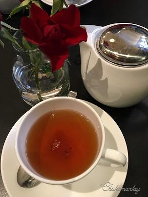 HR Higginsでお茶~♪_f0238789_22251623.jpg