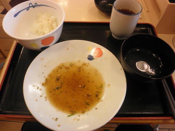 松屋の豚肉とたっぷり冬野菜炒め    箕面店_c0118393_10341012.jpg