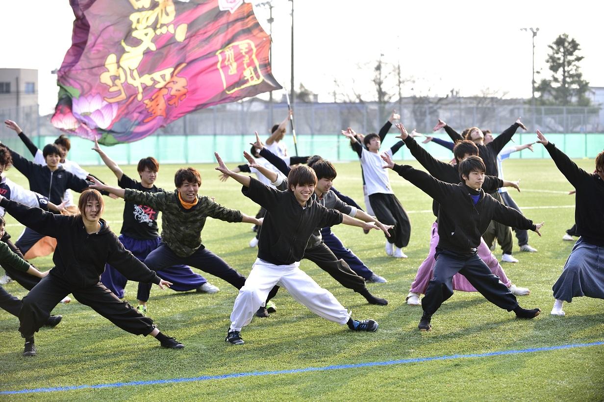「浜松学生連 鰻陀羅」さん練習風景_f0184198_23181089.jpg