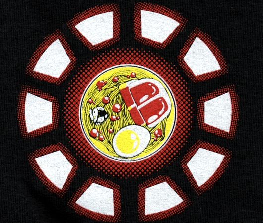 NYの人気ラーメン店、博多一風堂がアベンジャーズのマーベルとコラボ?!  Marvel Super Hero Ramen Popup_b0007805_12585058.jpg