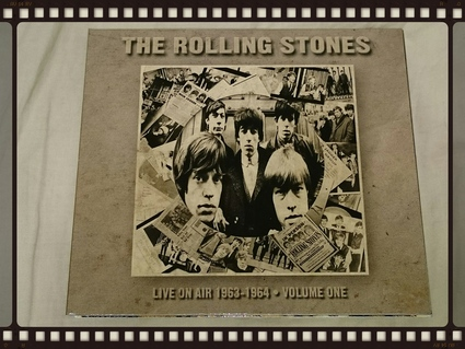 THE ROLLING STONES / LIVE ON AIR 1963 - 1964 VOLUME ONE_b0042308_12512483.jpg