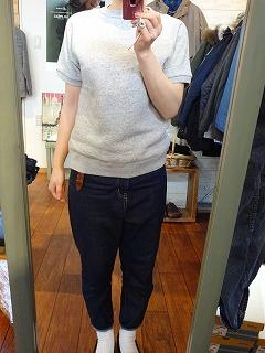 【フィルメランジェの新作そしてあのTシャツ】_c0166624_12341882.jpg