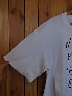 【フィルメランジェの新作そしてあのTシャツ】_c0166624_13223254.jpg