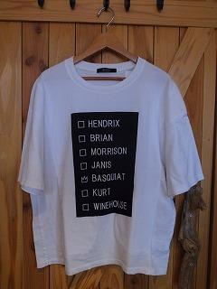 【フィルメランジェの新作そしてあのTシャツ】_c0166624_13271622.jpg