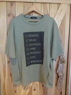 【フィルメランジェの新作そしてあのTシャツ】_c0166624_13312345.jpg