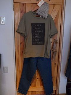 【フィルメランジェの新作そしてあのTシャツ】_c0166624_13333964.jpg