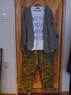 【フィルメランジェの新作そしてあのTシャツ】_c0166624_13344868.jpg
