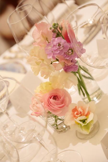 春の装花 リストランテASO様へ 春の花でおまかせで_a0042928_19473698.jpg