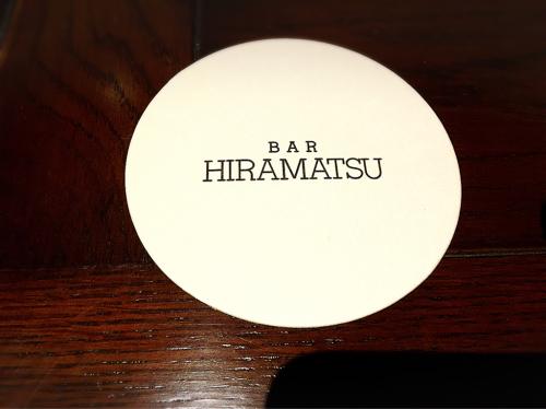 BAR  HIRAMATSU  UMEDA_e0292546_11521839.jpg