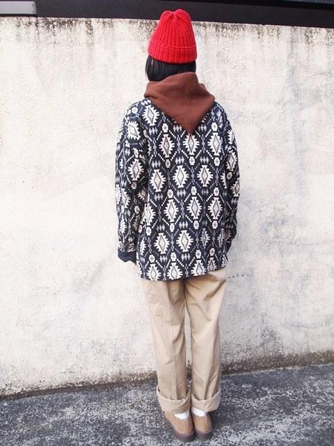 ネイティブジャケットとチノパンコーデ☆_c0330558_18545750.jpg