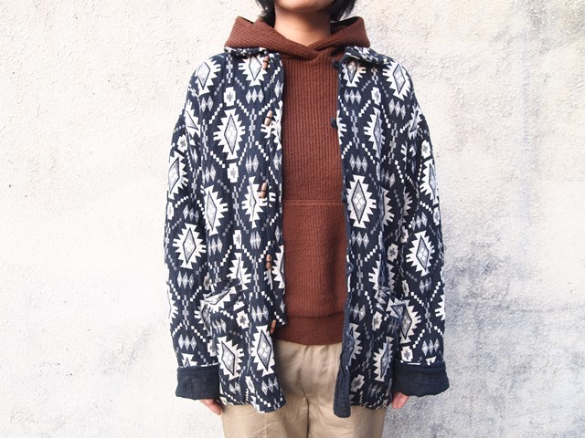 ネイティブジャケットとチノパンコーデ☆_c0330558_19042336.jpg