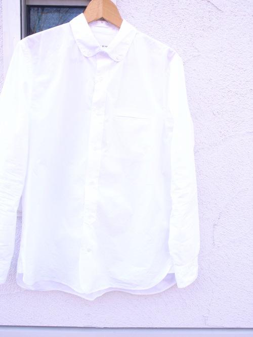 STILL BY HAND ラウンドカラーシャツ_d0334060_13181387.jpg