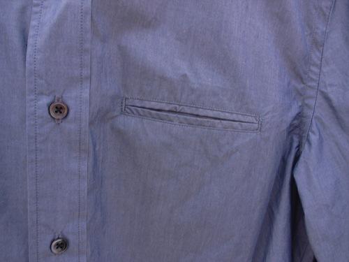STILL BY HAND ラウンドカラーシャツ_d0334060_1320493.jpg