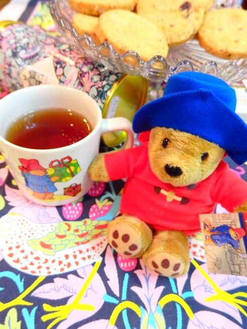 Let\'s have a cup of tea&biscuit  @ ビスケットの日とビスケットの歌♪#英国アンバサダープログラム*†  _a0053662_11254120.jpg