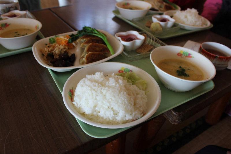 公民館レストラン開店!_b0141264_22561144.jpg