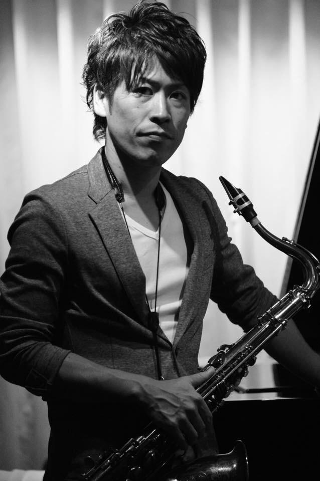 3月31日(木) 湯浅幸司(sax)ライブ&セッション_b0117570_14384022.jpg