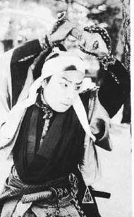 尾上松之助の像、建立50年の記念式典_a0274392_13593316.jpg