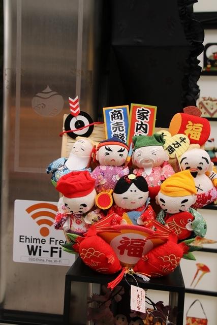 可愛いお雛様紹介、楽しいゆるキャラ君、日本の「可愛い」産業・・・・地方創生に生かせる「みきゃん」ちゃん_d0181492_21063208.jpg
