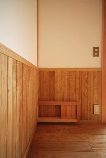 みたかの家の猫ドアが完成しました。_c0195909_14352711.jpg