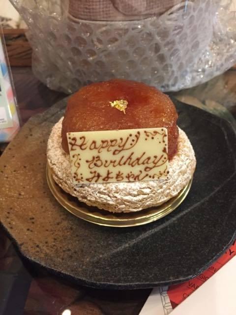 4年に1度の誕生日!!本気モード!!_a0037910_20115181.jpg