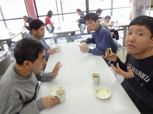 2/28 日曜喫茶_a0154110_10353341.jpg