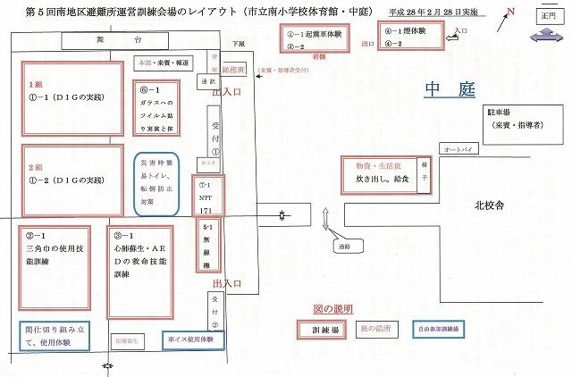 外部の人材資源を上手に活用した「第5回富士南地区避難所運営訓練」_f0141310_7443471.jpg