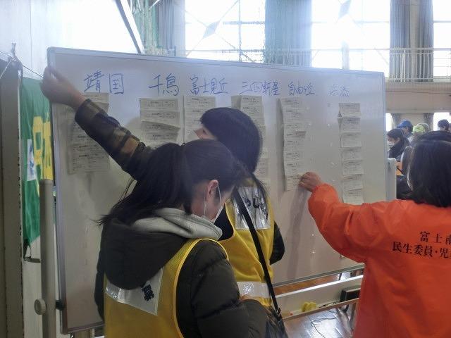 外部の人材資源を上手に活用した「第5回富士南地区避難所運営訓練」_f0141310_7475816.jpg