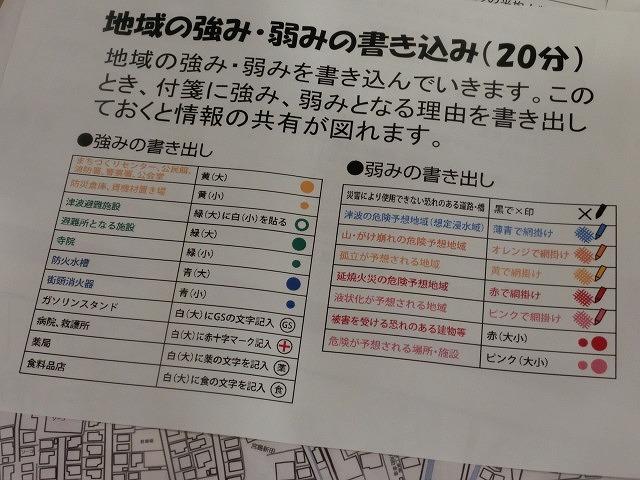 外部の人材資源を上手に活用した「第5回富士南地区避難所運営訓練」_f0141310_7483045.jpg