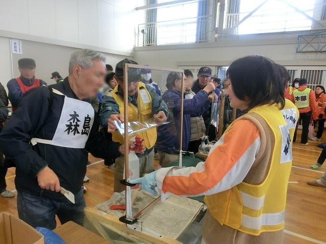 外部の人材資源を上手に活用した「第5回富士南地区避難所運営訓練」_f0141310_748545.jpg