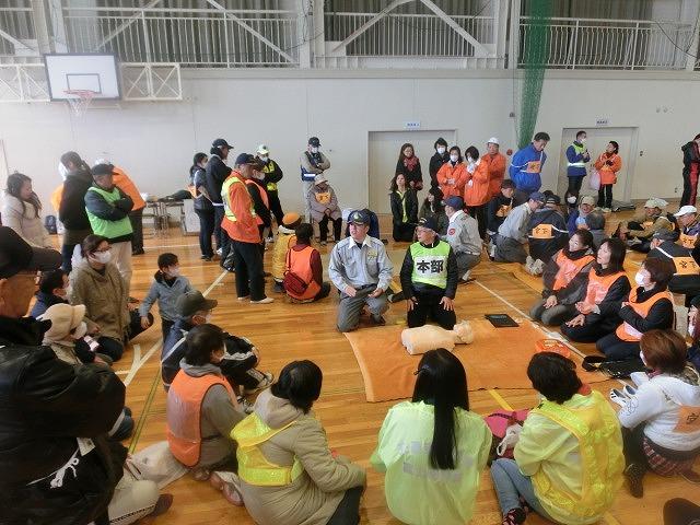 外部の人材資源を上手に活用した「第5回富士南地区避難所運営訓練」_f0141310_749408.jpg