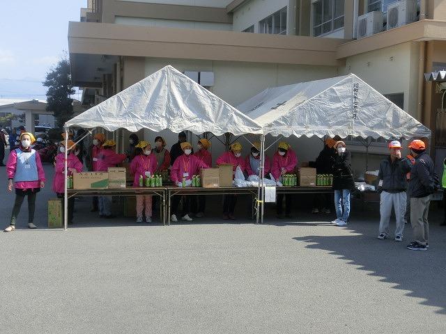 外部の人材資源を上手に活用した「第5回富士南地区避難所運営訓練」_f0141310_7505746.jpg