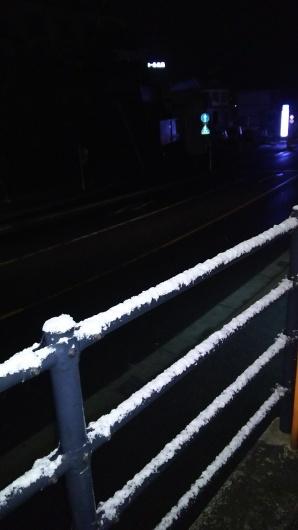 暖冬、最後の日に異常寒波で幕_e0094315_21215268.jpg