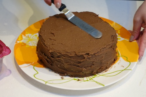 Birthday cake の巻_e0192217_21322867.jpg