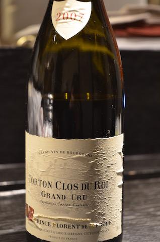 本日のグラスワイン&もろもろ_a0114049_1491689.jpg