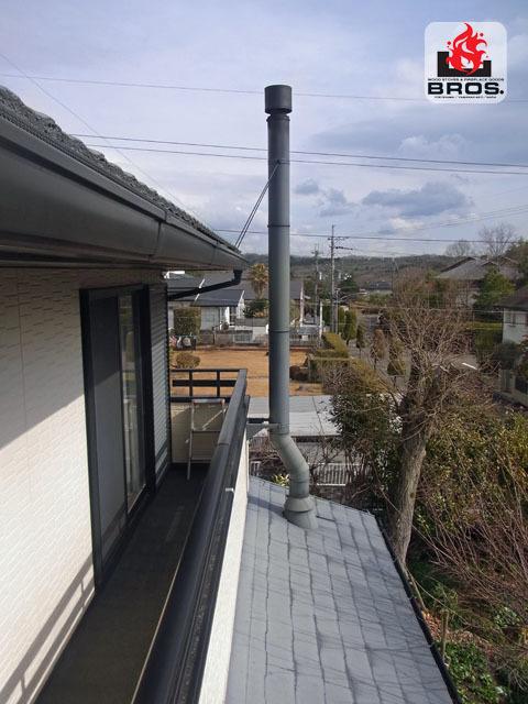 奈良県 生駒市 薪ストーブ 煙突掃除_e0340651_10204676.jpg