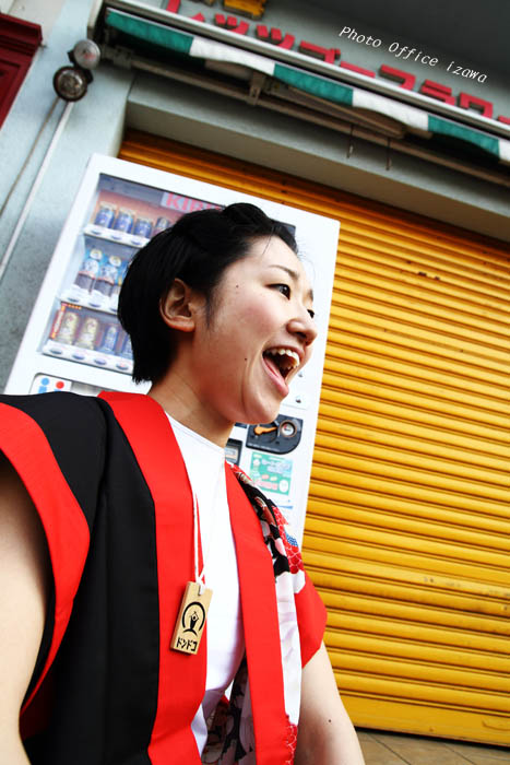 東京マラソン2016・・・和太鼓応援演奏_c0181958_11441619.jpg