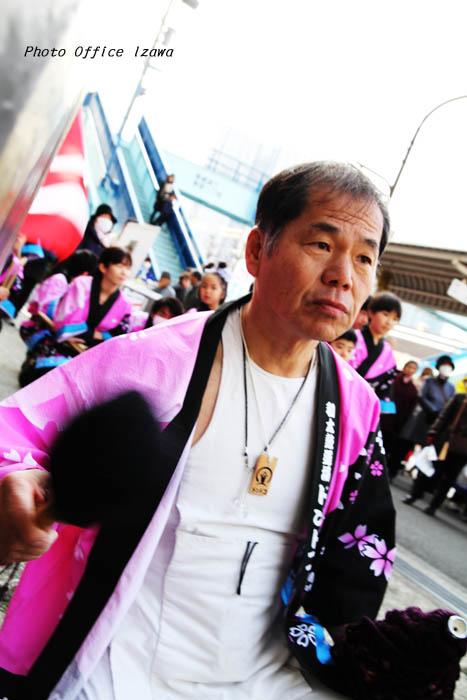 東京マラソン2016・・・和太鼓応援演奏_c0181958_11444578.jpg
