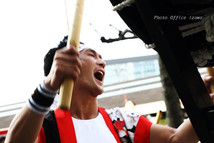 東京マラソン2016・・・和太鼓応援演奏_c0181958_1144586.jpg