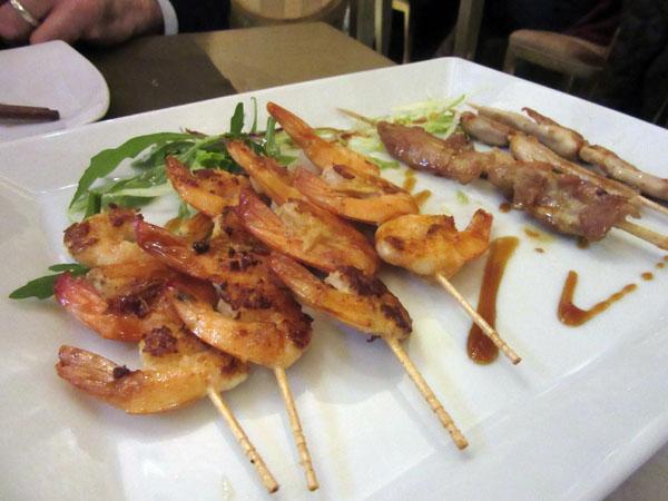 イタリア人X中国人のコラボレストラン@12ユーロランチ_c0179785_641511.jpg