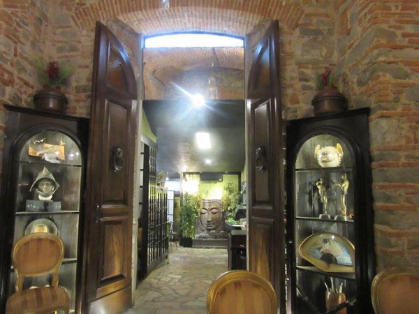 イタリア人X中国人のコラボレストラン@12ユーロランチ_c0179785_64341.jpg