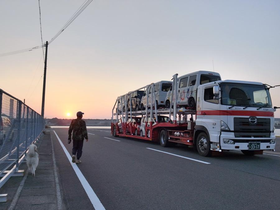 港の朝さんぽ(^o^)_c0049299_21522544.jpg