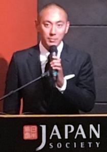 さすがプリンス、市川海老蔵さんがニューヨーク初公演前にご講演_b0007805_13402415.jpg