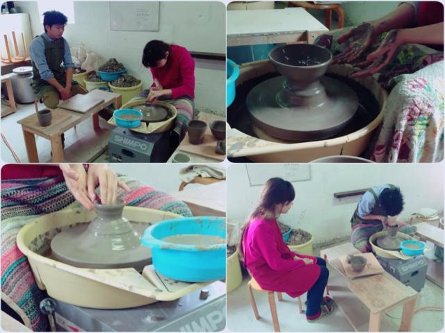 本日の陶芸教室 Vol.403_a0163716_22245778.jpg
