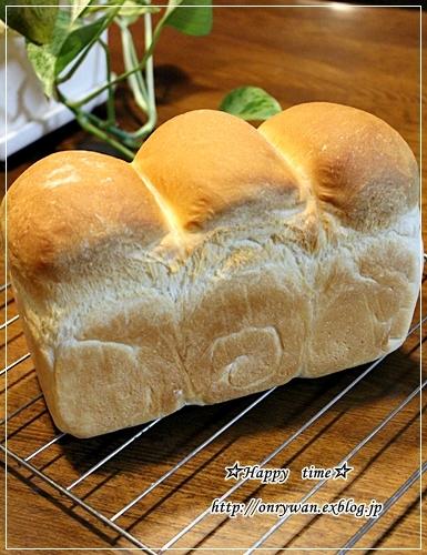 自家製山食でミックスサンドイッチ弁当とLONGINESの時計♪_f0348032_19213114.jpg
