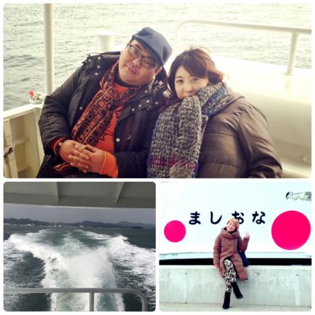 岡山・直島へ‼️_f0042034_10580435.jpg