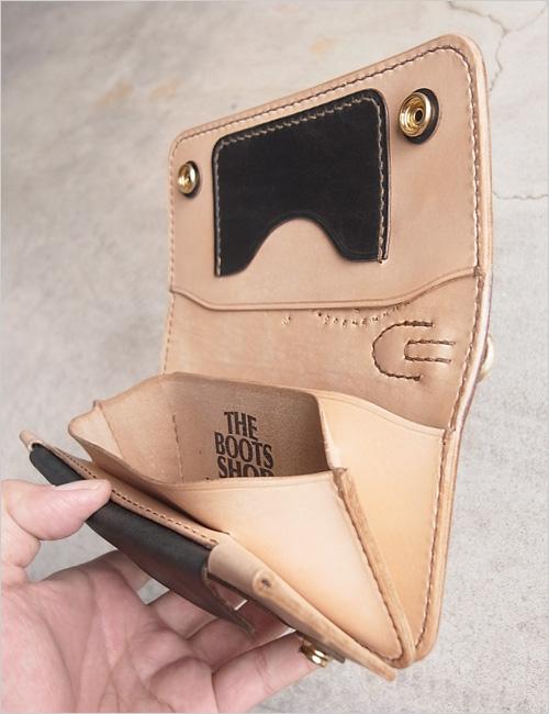 "Standard long wallet for \""THE BOOTS SHOP\"" _e0166142_22314059.jpg"