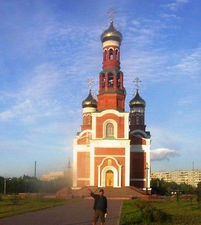 ユーラシア大陸横断 シベリア横断 (26)  オムスク _c0011649_617372.jpg
