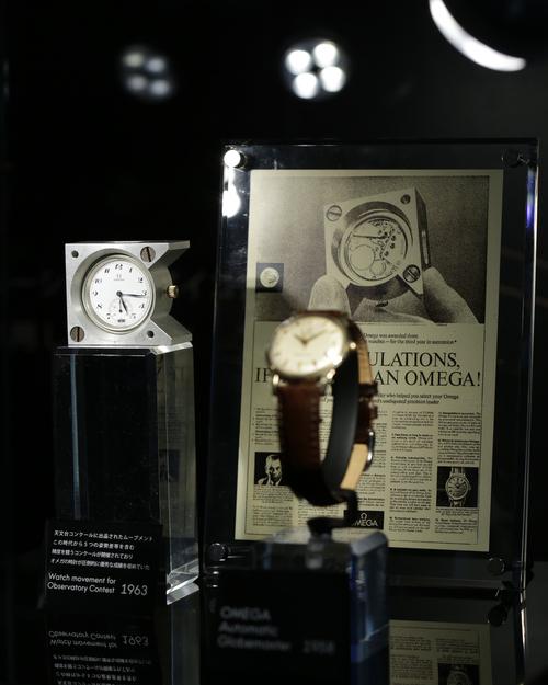 """オメガ、世界初の""""マスター クロノメーター""""搭載モデル グローブマスター発表を日本で祝う_f0039351_1346145.jpg"""