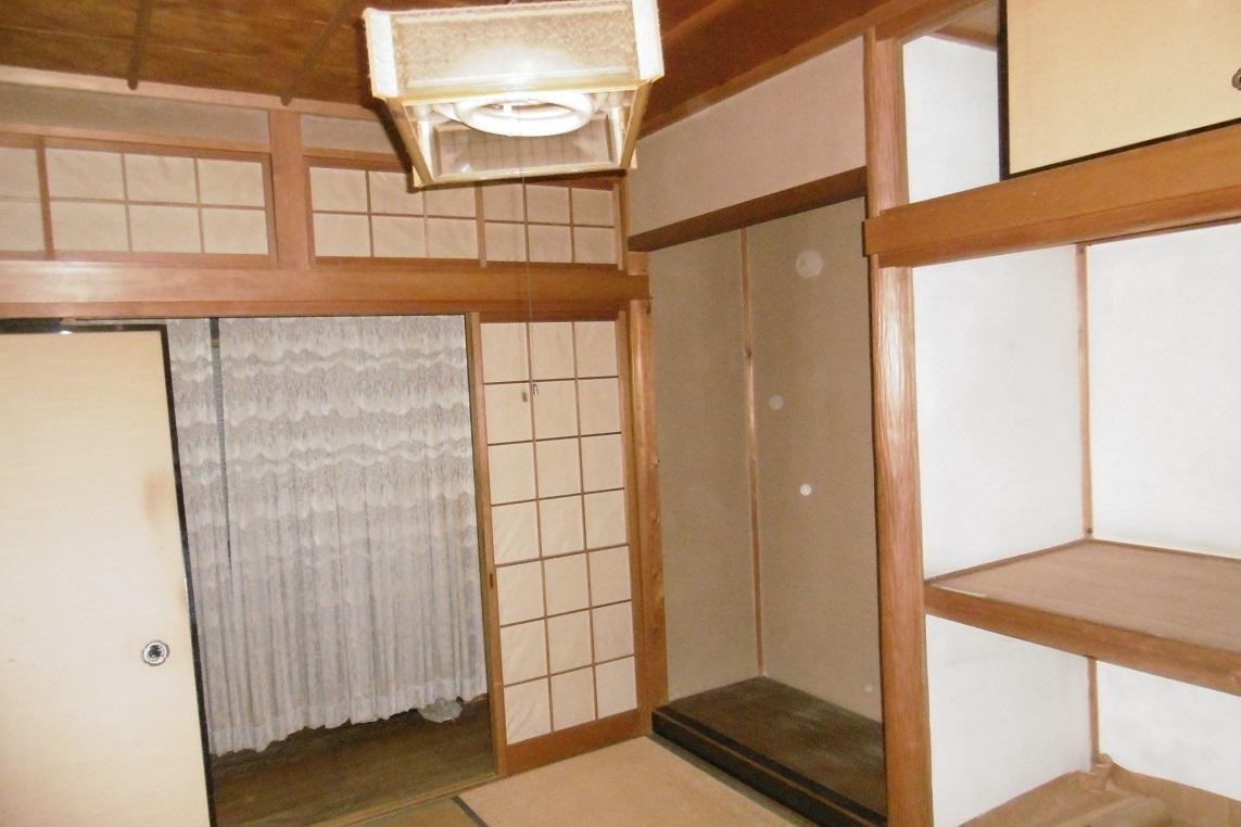 木造住宅 古家の改造_f0205367_16164182.jpg